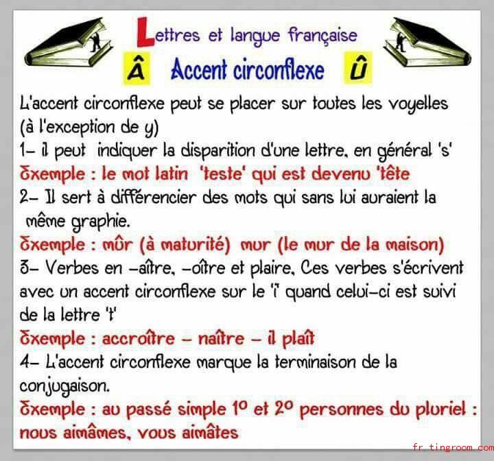 accent circonflex