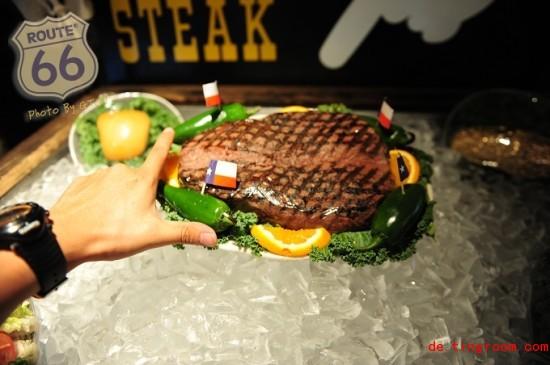 德国的4斤超大牛排吃货你敢挑战吗