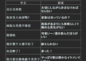 中国時事用語集(中日対訳)34
