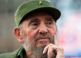 头条 | 古巴领袖【卡斯特罗】逝世,普京称其为时代象征!