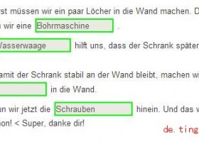 德语原版题:Der weiß, wo der Hammer hängt!