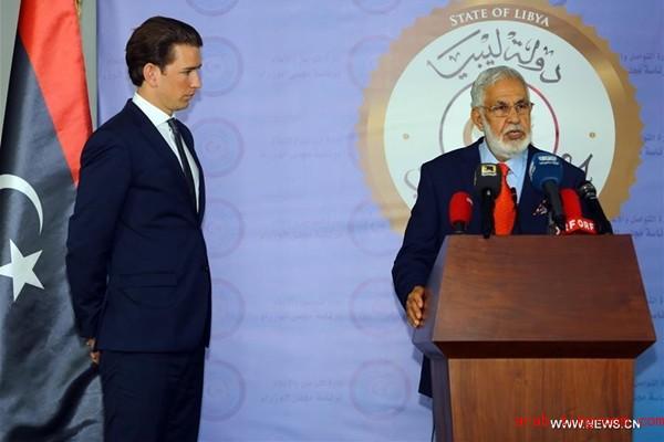 """وزير الخارجية النمساوي: الوضع فى ليبيا """"لا يزال بالغ السوء"""""""