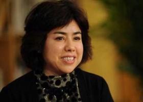 A soprano de Xinjiang, Dilber Yunus