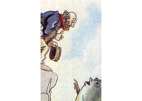 【格林童话】 渔夫和他的妻子 1