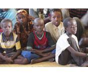 أطفال صوماليون مشردون بسبب الصراعات