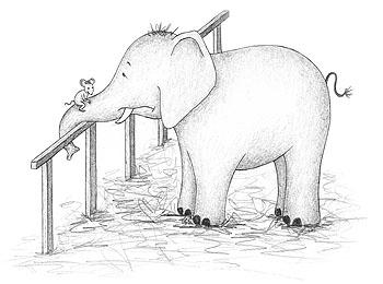 Antonia Stahn: Max und Mäxchen und Don Loxo - der Elefant