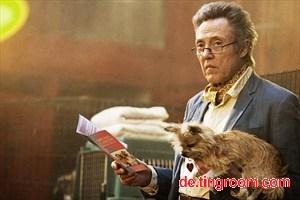 """Ein Haupterwerbs-Hundeentführer: der einzigartige Christopher Walken in """"7 Psychos""""."""