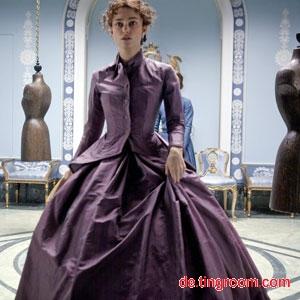 """Surreale Momente durchziehen wie böse Traumvorstellungen Joe Wrights Film """"Anna Karenina"""" (Keira Knightley)."""
