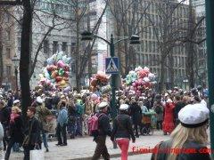 芬蘭節日:五一節(Vappu – May Day)