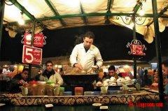 摩洛哥美食地图:三毛最爱街边小吃 2