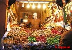 摩洛哥美食地图三毛最爱街边小吃 3