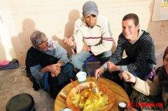 摩洛哥美食地图三毛最爱街边小吃 4