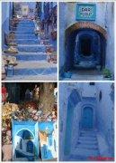 摩洛哥美景美图:舍夫沙万