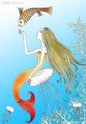 日語童話聽力 第14課:人魚姫-小美人魚(1)