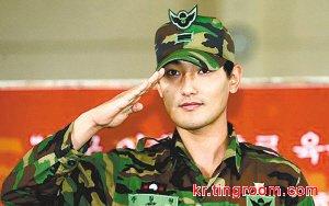 """安七炫被授予""""特级战士""""称号"""