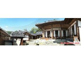 韩国旅游景点之船桥庄