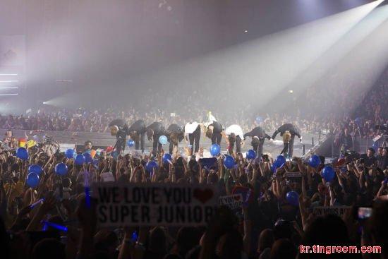 "Super Junior""Super Show4""现场"