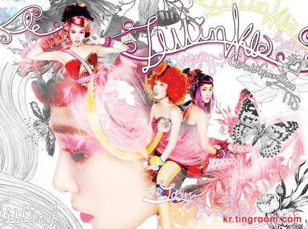 太蒂徐迷你专辑《Twinkle》获专辑排行榜第一名
