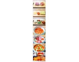 韩国美食:部队汤锅