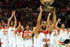 西班牙篮球同样是世界级